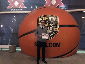 Alex attended Phoenix Suns vs. Houston Rockets - NBA on Nov 16th 2017 via VetTix