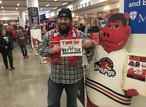 Click To Read More Feedback from Rockford Icehogs vs. Chicago Wolves - AHL