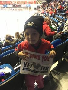 Click To Read More Feedback from Rockford Icehogs vs. Cleveland Monsters - AHL