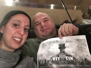 Oscar attended New York Knicks vs. Sacramento Kings - NBA on Nov 11th 2017 via VetTix