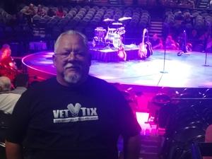 Robert attended 1964 the Tribute - Beatles Tribute on Nov 17th 2017 via VetTix