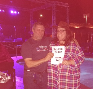 Daniel attended Craig Wayne Boyd on Feb 1st 2018 via VetTix