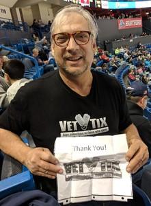 John attended Hartford Wolf Pack vs. Binghamton Devils - AHL on Apr 13th 2018 via VetTix