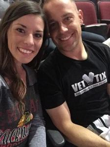 Nick attended Arizona Coyotes vs. Los Angeles Kings - NHL on Nov 24th 2017 via VetTix