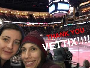 Danielle attended Arizona Coyotes vs. Los Angeles Kings - NHL on Nov 24th 2017 via VetTix