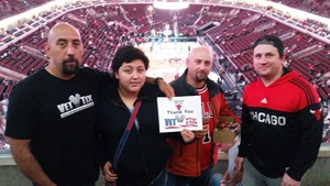 Click To Read More Feedback from Chicago Bulls vs. Phoenix Suns - NBA