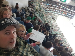 Click To Read More Feedback from Dallas Stars vs. Montreal Canadiens - NHL