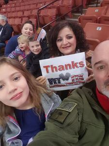 Click To Read More Feedback from Greenville Swamp Rabbits vs. Manchester Monarchs - ECHL
