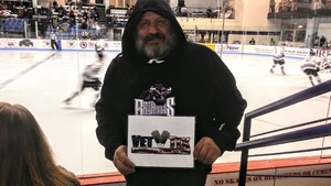 Dan attended Lone Star Brahmas vs. Odessa Jackalopes - NAHL - on Dec 1st 2017 via VetTix