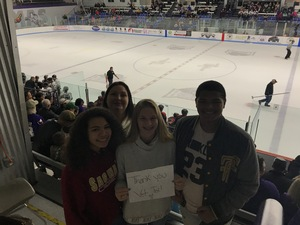Click To Read More Feedback from Lone Star Brahmas vs. Odessa Jackalopes - NAHL