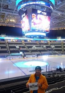 Click To Read More Feedback from San Jose Barracuda vs. Bakersfield Condors - AHL