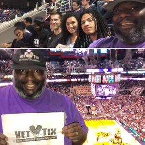Click To Read More Feedback from Phoenix Suns vs. Milwaukee Bucks