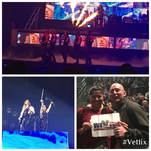 Lilian attended Trans-siberian Orchestra - Winter Tour 2017: the Ghosts of Christmas Eve on Nov 19th 2017 via VetTix