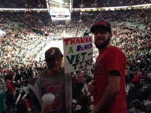 Click To Read More Feedback from Portland Trail Blazers vs. Philadelphia 76ers