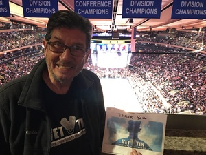 Fred B attended New York Knicks vs. LA Clippers - NBA on Nov 20th 2017 via VetTix