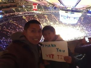 hoi wah attended New York Knicks vs. LA Clippers - NBA on Nov 20th 2017 via VetTix