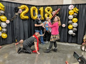 Click To Read More Feedback from Heroes and Villains Fan Fest - Oregon