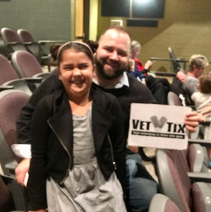 Eric attended The Nutcracker - Presented by Southwest Youth Ballet Theatre - Sunday on Dec 17th 2017 via VetTix