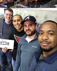 Jose attended Washington Capitals vs. Los Angeles Kings on Nov 30th 2017 via VetTix