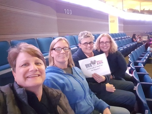 Tammy attended Katy Perry: Witness the Tour on Nov 29th 2017 via VetTix
