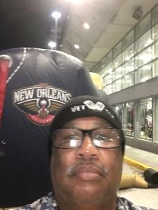 Alan attended New Orleans Pelicans vs. Minnesota Timberwolves - NBA on Nov 29th 2017 via VetTix