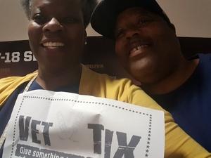 DM attended New Orleans Pelicans vs. Minnesota Timberwolves - NBA on Nov 29th 2017 via VetTix