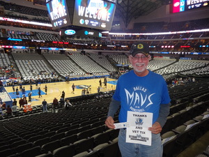 Click To Read More Feedback from Dallas Mavericks vs. Brooklyn Nets - NBA