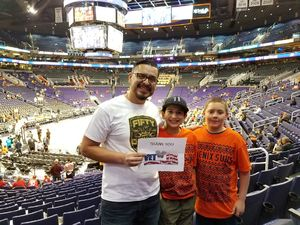 Click To Read More Feedback from Phoenix Suns vs. Toronto Raptors - NBA
