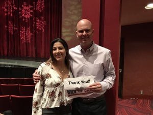 Marc attended The Nutcracker Performed by California Ballet Company on Dec 15th 2017 via VetTix