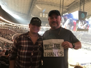Leticia attended PBR Iron Cowboy on Feb 24th 2018 via VetTix