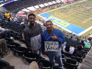 Click To Read More Feedback from 2017 Cactus Bowl - Kansas State Wildcats vs. UCLA Bruins - NCAA Football