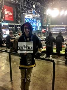 Scott attended 2017 Cactus Bowl - Kansas State Wildcats vs. UCLA Bruins - NCAA Football on Dec 26th 2017 via VetTix