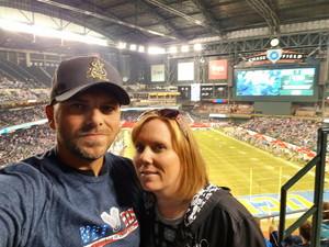 Donny attended 2017 Cactus Bowl - Kansas State Wildcats vs. UCLA Bruins - NCAA Football on Dec 26th 2017 via VetTix