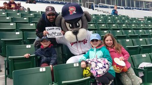 Click To Read More Feedback from Portland Sea Dogs vs. Hartford Yard Goats - MiLB