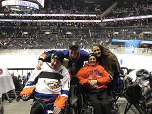 Vito attended New York Islanders vs. New York Rangers - NHL - Veteran of the Game - Please Read Before Claiming on Feb 15th 2018 via VetTix