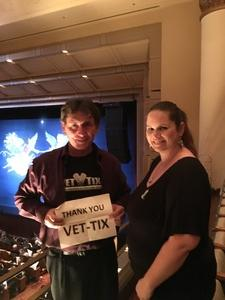 James attended The Nutcracker - Performed by Los Angeles Ballet on Dec 16th 2017 via VetTix