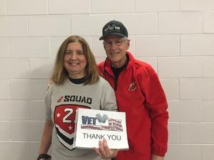 Click To Read More Feedback from New Jersey Devils vs. Minnesota Wild - NHL - 21 Squad Tickets With Player Meet & Greet!