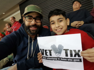Arturo M attended New Jersey Devils vs. Dallas Stars - NHL on Dec 15th 2017 via VetTix