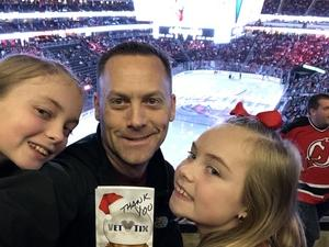 Brian attended New Jersey Devils vs. Chicago Blackhawks - NHL on Dec 23rd 2017 via VetTix