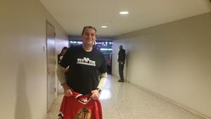 Carmine attended New Jersey Devils vs. Chicago Blackhawks - NHL on Dec 23rd 2017 via VetTix