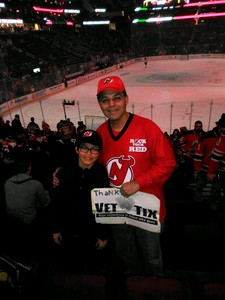 ricardo attended New Jersey Devils vs. Chicago Blackhawks - NHL on Dec 23rd 2017 via VetTix
