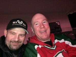 Scott attended New Jersey Devils vs. Detroit Red Wings - NHL on Dec 27th 2017 via VetTix
