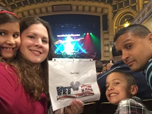 Click To Read More Feedback from Mannheim Steamroller