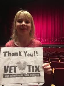 Phillip attended The Nutcracker - Presented by Symphony Silicon Valley on Dec 15th 2017 via VetTix