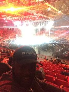 renness attended Glory 50 Chicago - Kick Boxing - Presented by Glory World Series Kickboxing on Feb 16th 2018 via VetTix