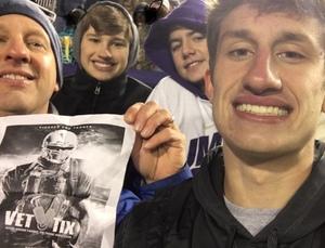 KJones attended James Madison University vs. South Dakota State - FCS Semifinals - NCAA Football on Dec 16th 2017 via VetTix