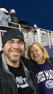 Benjamin attended James Madison University vs. South Dakota State - FCS Semifinals - NCAA Football on Dec 16th 2017 via VetTix