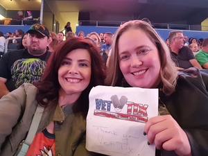 Nikki attended Katy Perry: Witness the Tour on Dec 15th 2017 via VetTix