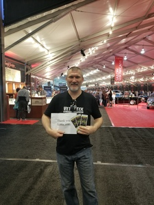 Click To Read More Feedback from Barrett Jackson - the Worlds Greatest Collector Car Auctions - 1 Ticket Equals 2 - Saturday