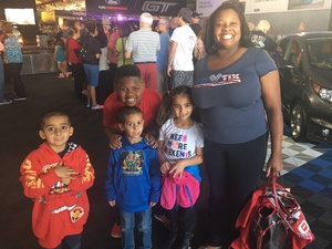 Sarah attended Barrett Jackson - the Worlds Greatest Collector Car Auctions - 1 Ticket Equals 2 - Sunday on Jan 14th 2018 via VetTix